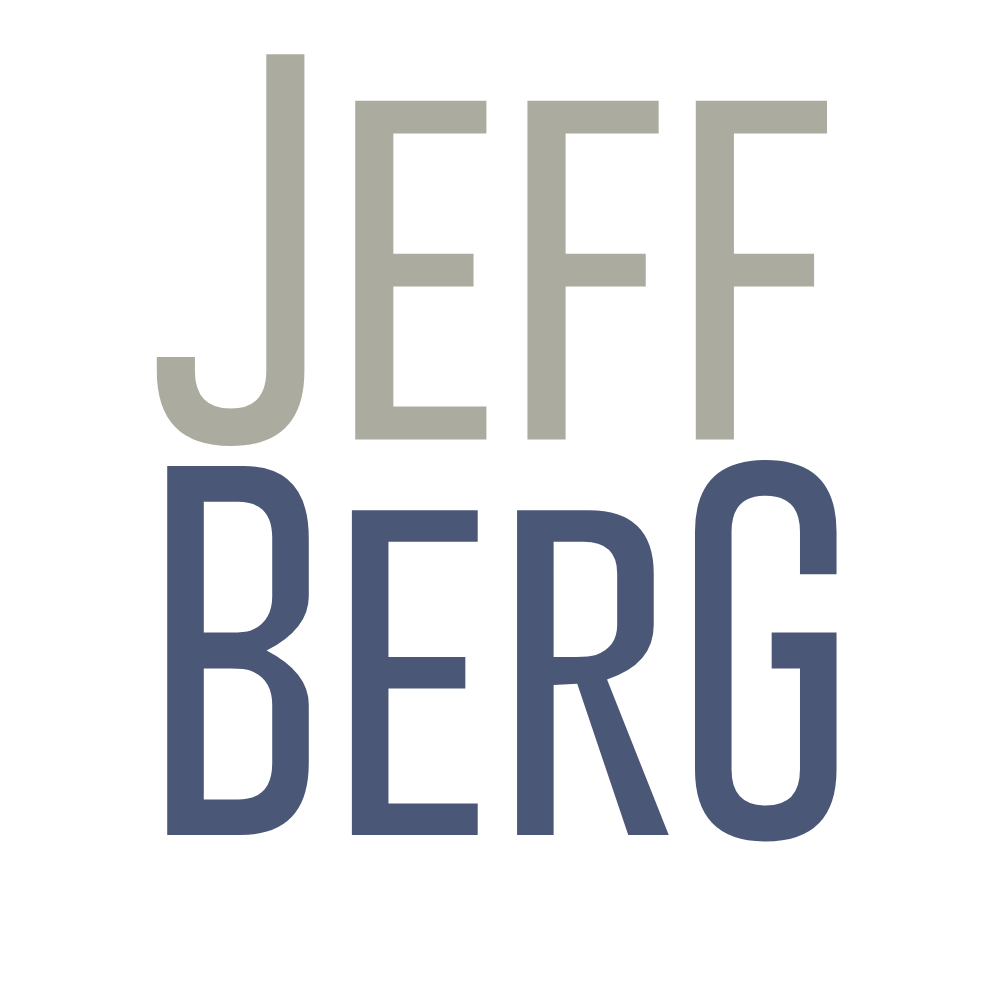 The Official Site for Actor Jeff Berg Logo